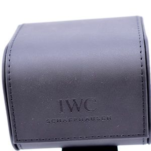 COPY - IWC Travel Case Mint Like new UNUSED